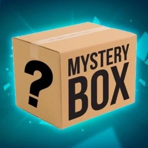 Women's Size Small Mystery / rescue box